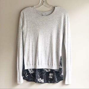 Halogen Women's Top Blouse Size XS layered